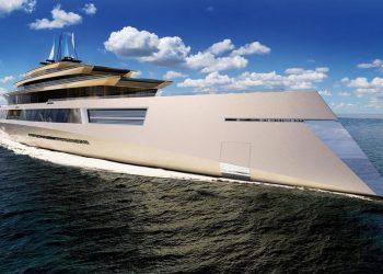 """La firma holandesa de diseños de yates SEYD presentó el yate concepto Bi-direccional """"SYMMETRY"""""""