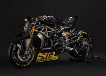 Esta bestial Ducati draXter eleva la XDiavel a nuevos niveles