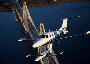 Jet privado Eclipse 550