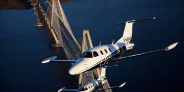Jet privado Eclipse 550