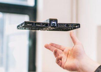 """Hover Camera: Este increíble """"drone"""" cámara voladora te sigue a donde vayas"""