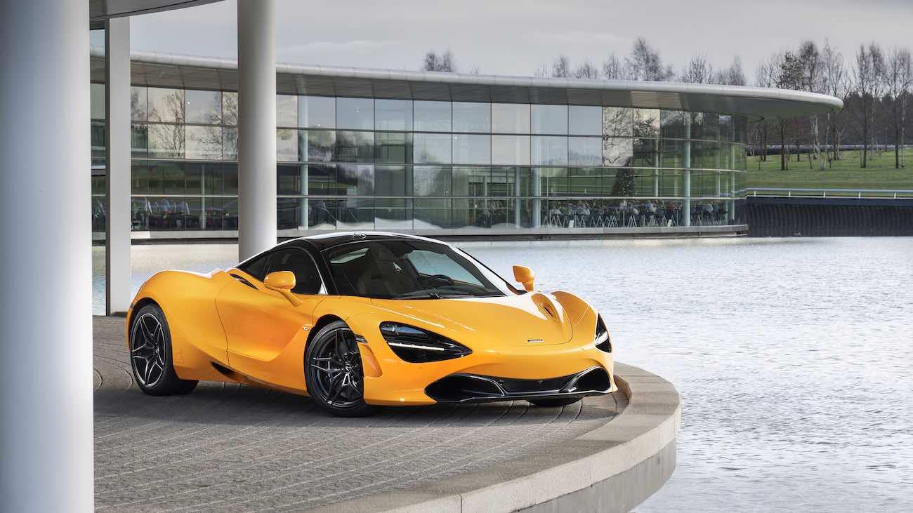 "McLaren 720S ""Special Edition"""