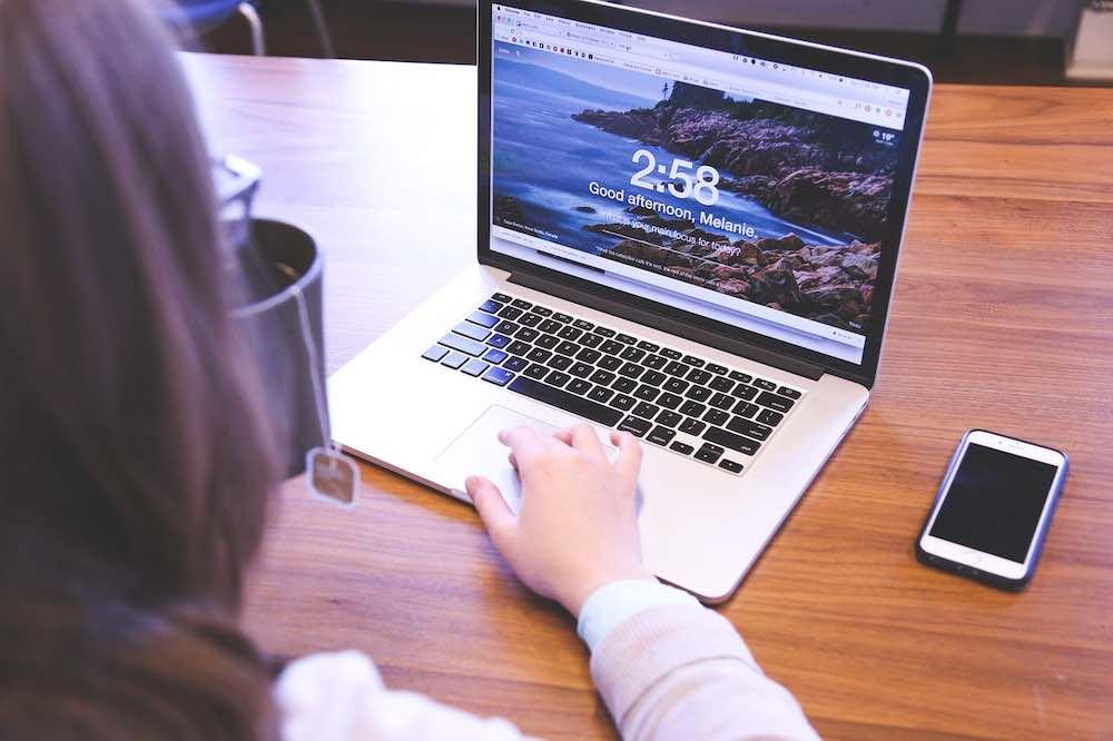 Navegando en la web