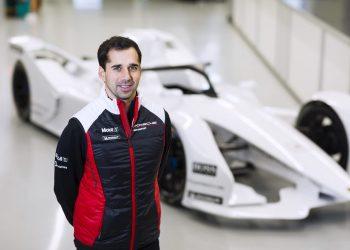 Neel Jani pasa a la Fórmula E