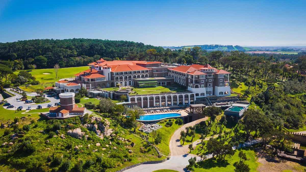 Ahora podrás sentirte como parte de la realeza en el increíble Penha Longa Resort en Portugal