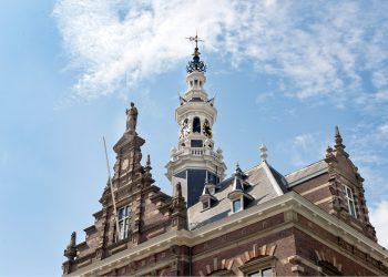 Un monumento nacional es transformado en un hotel de lujo en el barrio más trendy de Ámsterdam