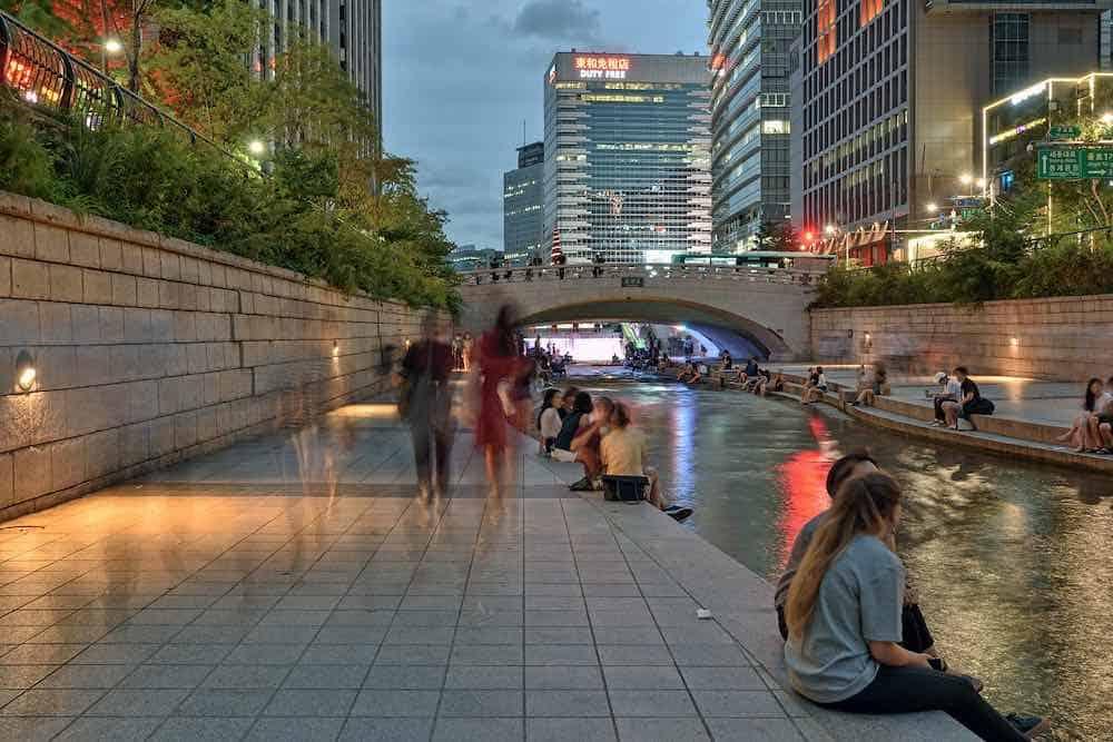 Corea del Sur, uno de los 15 países con la mayor cantidad de multimillonarios.