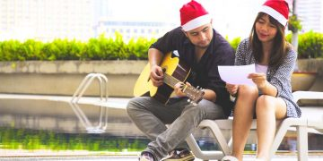 Pareja, canción de Navidad