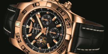 """Breitling Chronomat 44 """"Wayne Gretzky"""" edición limitada"""