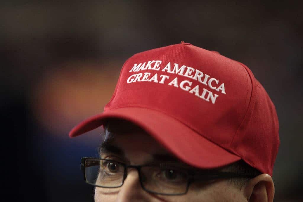 "Gorra ""Make America Great Again"" - Donald Trump"