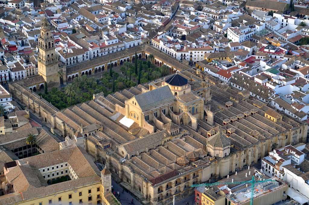 Las principales atracciones turísticas para visitar en España: Mezquita-catedral de Córdoba