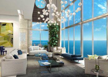 """La compra de este ultra lujoso penthouse en Miami incluye un bestial Lamborghini Aventador y un Rolls-Royce Cullinan """"gratis"""""""