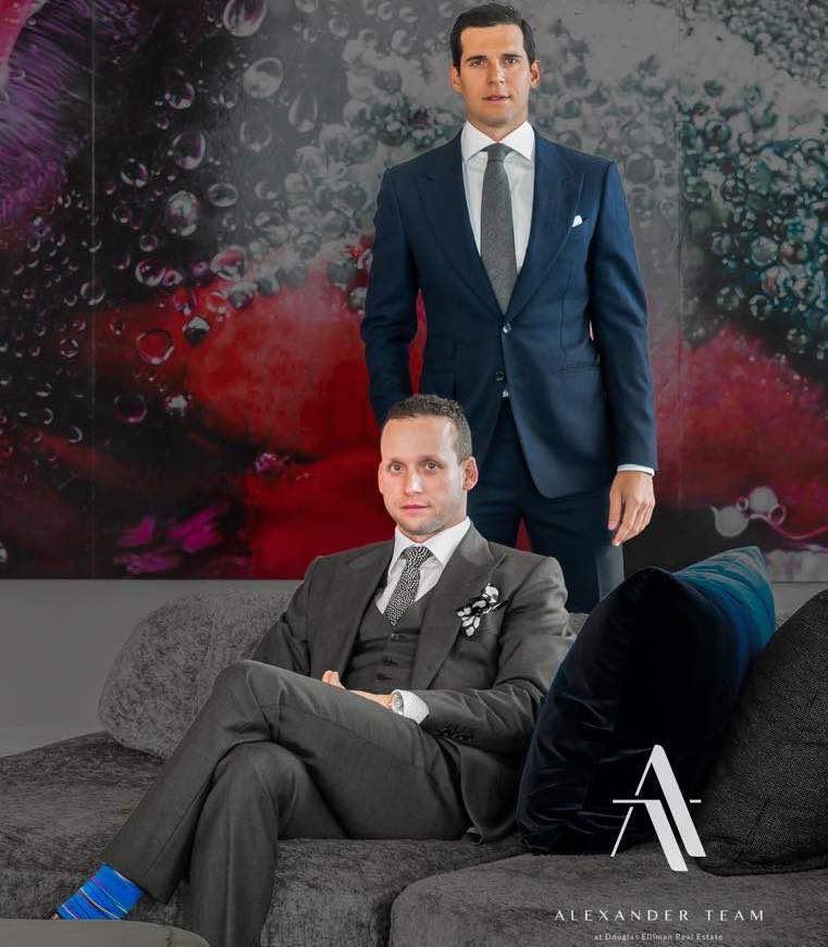 Tal Alexander y Oren Alexander