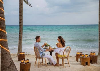 Celebra el día de San Valentín en Thompson Playa del Carmen