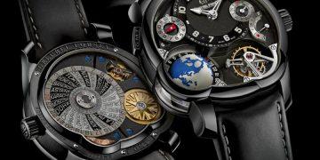 """""""GMT Platinum Black Dial"""", un ultra exclusivo reloj de $565.000 por Greubel Forsey"""