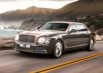 "Bentley Mulsanne ""First Edition"": Solo 50 unidades se fabricarán de está lujosa limusina para multimillonarios"