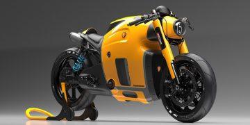 Bestial motocicleta Koenigsegg Concept de Burov Art