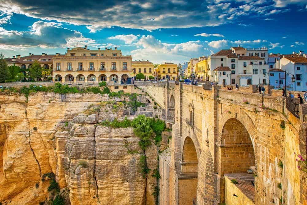 Las principales atracciones turísticas para visitar en España: Ronda