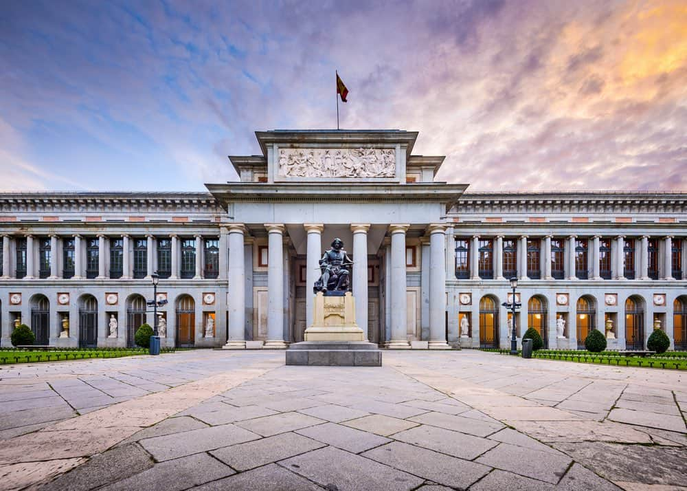 Las principales atracciones turísticas para visitar en España: Museo del Prado