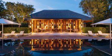 Por $10 millones podrás adquirir esta villa de ensueño en el resort Amanyara en las Islas Turcas y Caicos