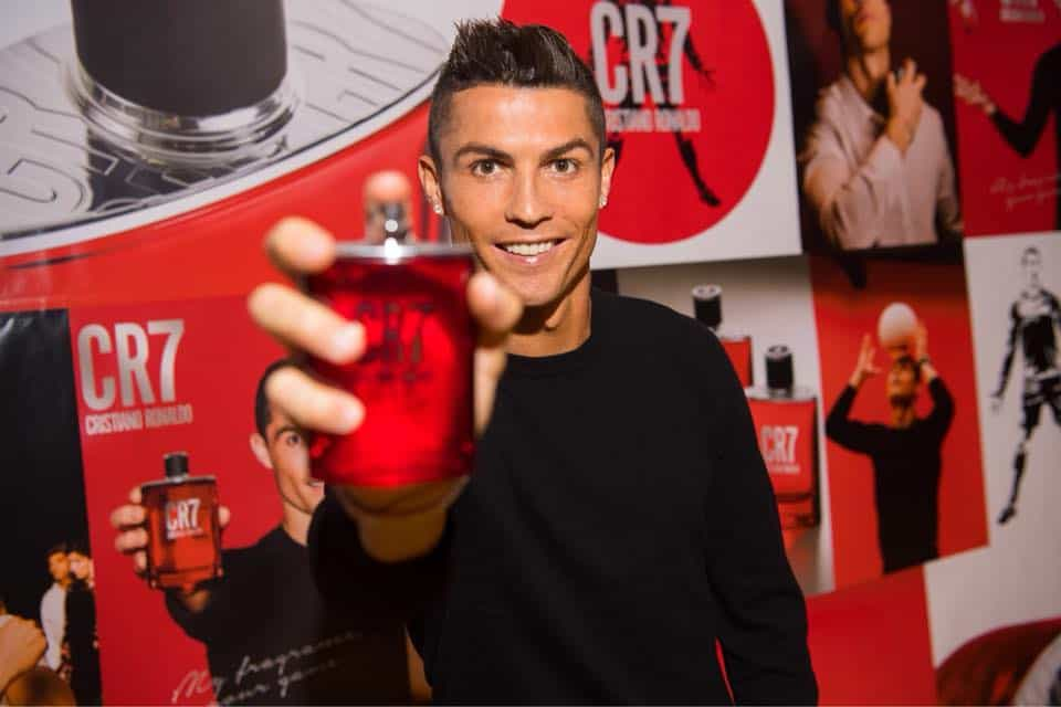 CR7 Fragrance