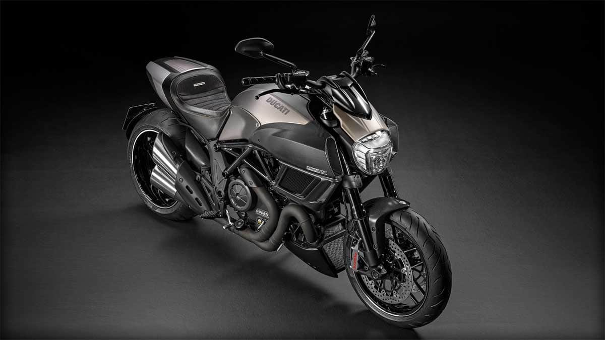 Ducati Diavel Titanium Limited Edition