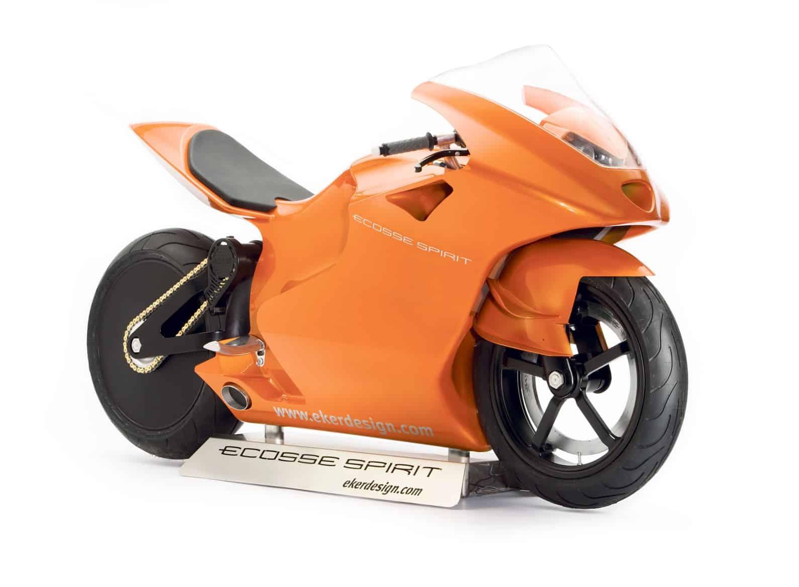 ECOSSE SPIRIT ES1: Las motocicletas más caras del mundo