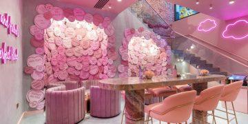 Cafetería Élan Café en Londres