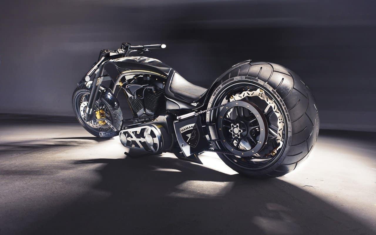 HAMANN SOLTADOR CRUISER: Las motocicletas más caras del mundo