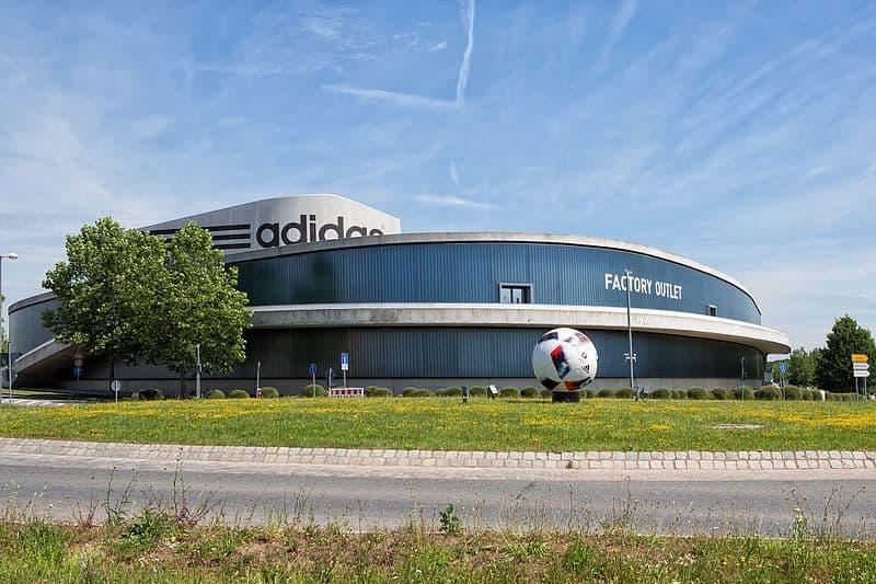 Adidas en Herzogenaurach
