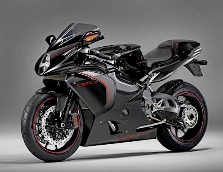 MV AGUSTA F4CC: Las motocicletas más caras del mundo