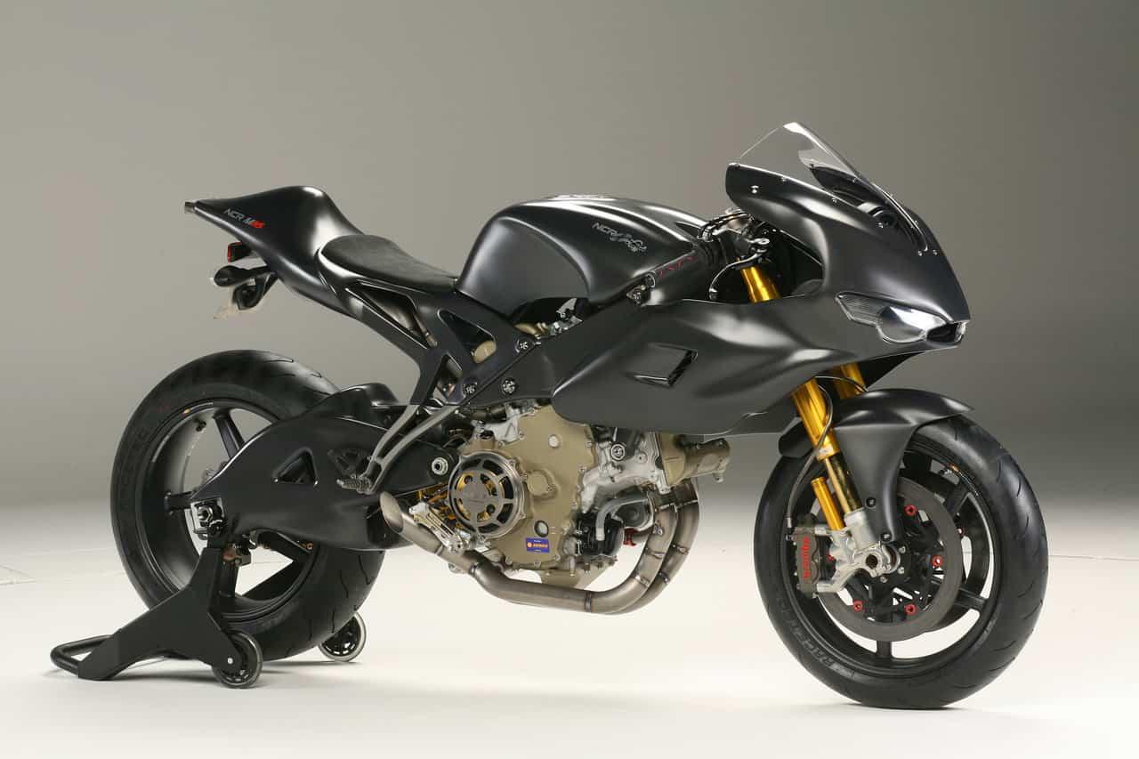 NCR LEGGERA 1200 TITANIUM SPECIAL: Las motocicletas más caras del mundo
