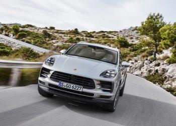 Porsche Macan S con nuevo motor V6 turbo