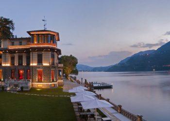 Mandarin Oriental abre en Lago de Como el 15 de abril 2019