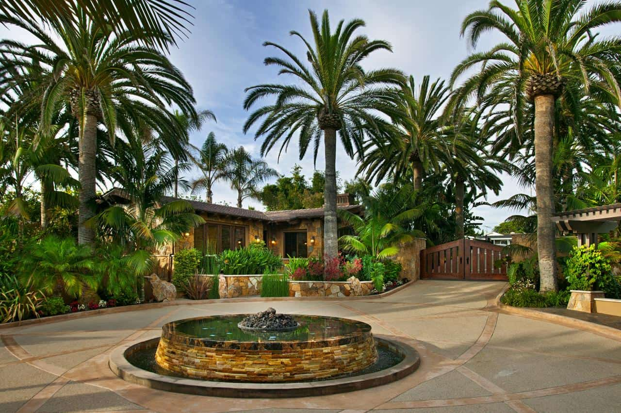 """Echa un vistazo a esta hermosa mega mansión """"Frente Al Mar"""" en Carlsbad, California"""