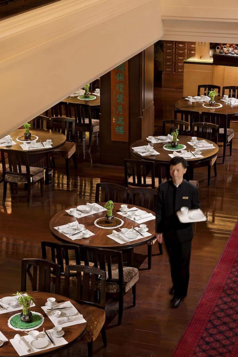 """Por tercer año consecutivo el restaurante """"Spring Moon"""" es condecorado con una estrella Michelin"""