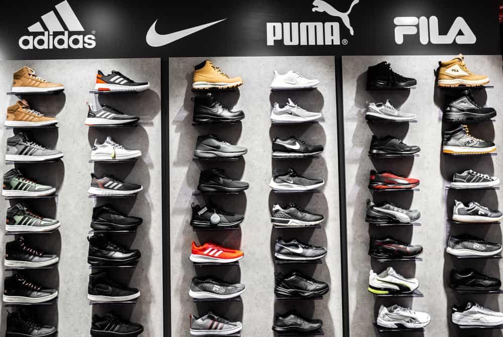 Adidas vs Puma