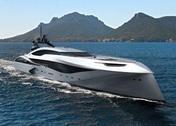 Palmer Johnson 72M: Un increíble me yate deportivo de lujo con interiores de ensueño