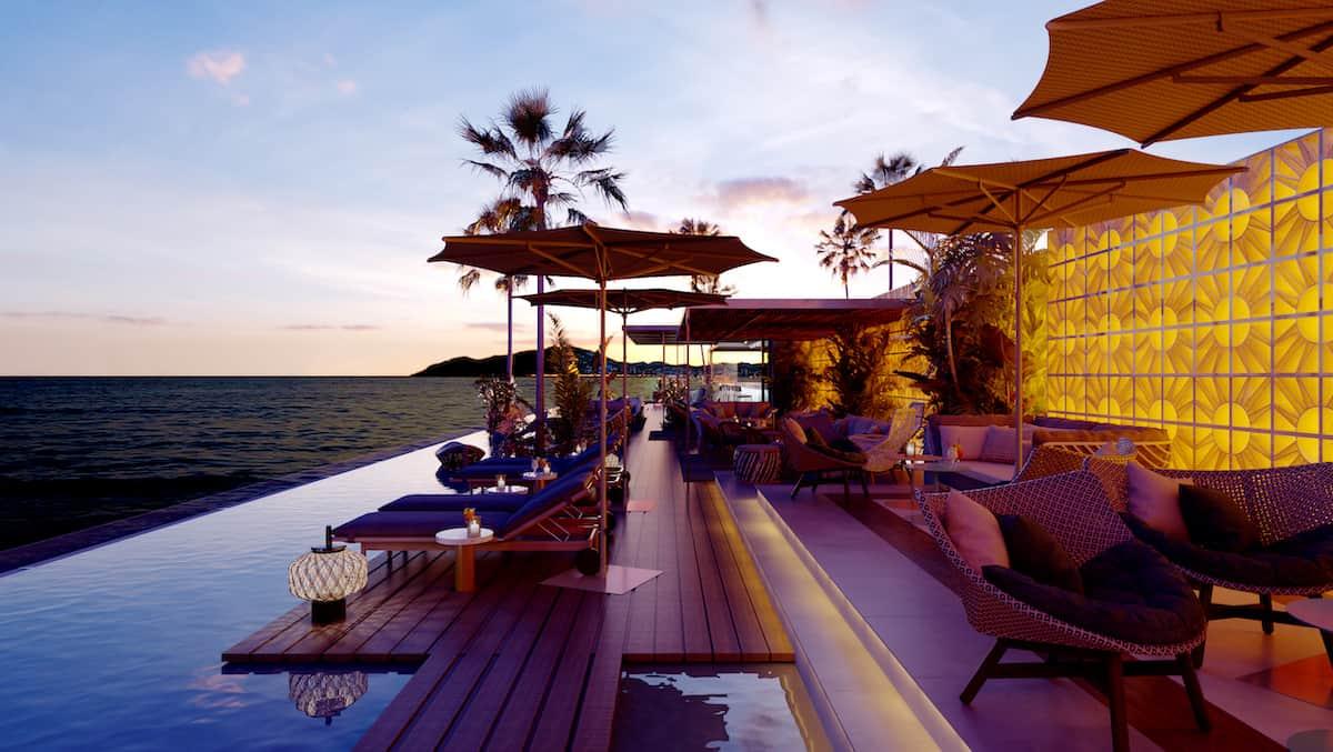 Aguas de Ibiza Grand Luxe Hotel inaugura temporada este 12 de abril con más suites y con nueva oferta gastronómica a cargo de un prometedor chef peruano