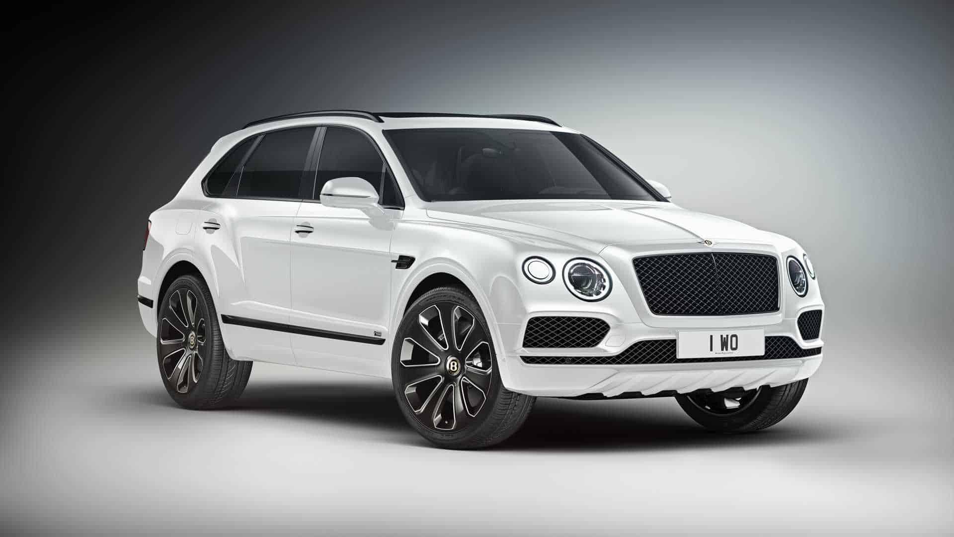 """Bentley Bentayga V8 """"Design Series"""" 2019 agrega nuevo sabor estético por dentro y por fuera"""