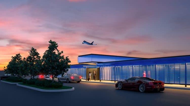 Aeropuerto Internacional de Los Ángeles (LAX)