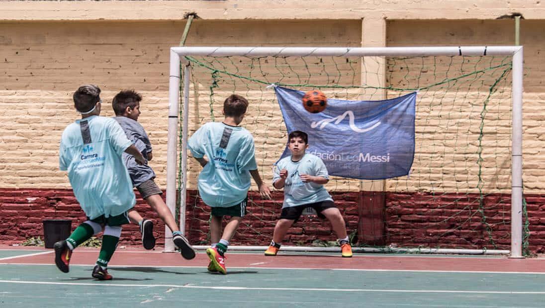 Fundación Lionel Messi