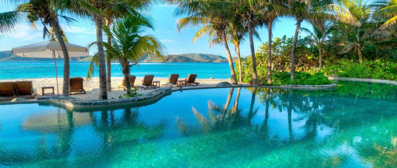 Necker Island: La paradisíaca isla privada del multimillonario Richard Branson en el caribe