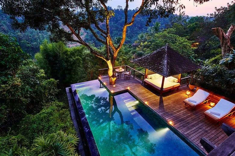 COMO Shambhala Estate en Indonesia