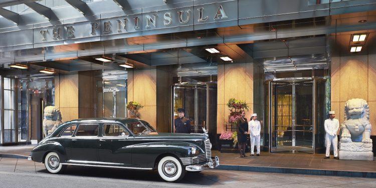 The Peninsula Chicago anuncia su programa 'Keys To The City' 2019