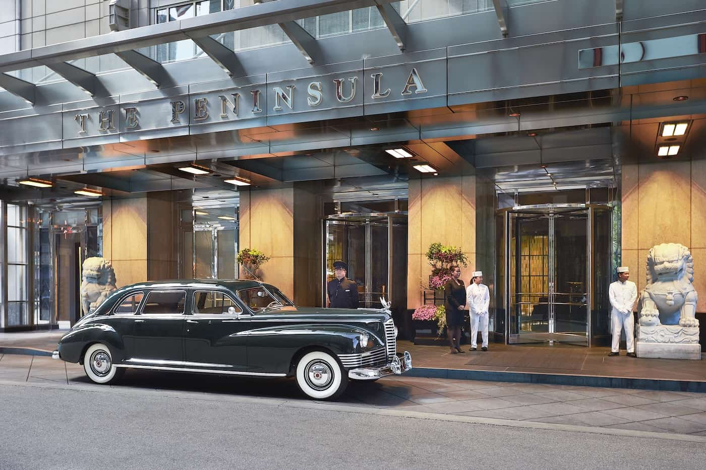 El ultra lujoso The Peninsula Chicago anuncia su programa ?Keys To The City? 2019