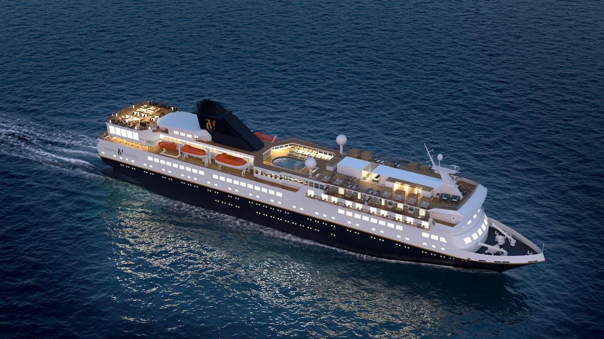 Vidanta Cruises: Presentan la primera línea mexicana de cruceros de lujo