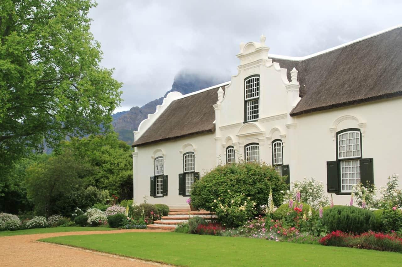 Winelands, Sudáfrica