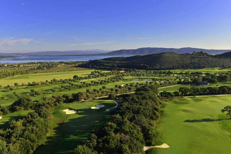 Argentario Resort Golf & Spa: Una experiencia de lujo bajo el sol de Toscana