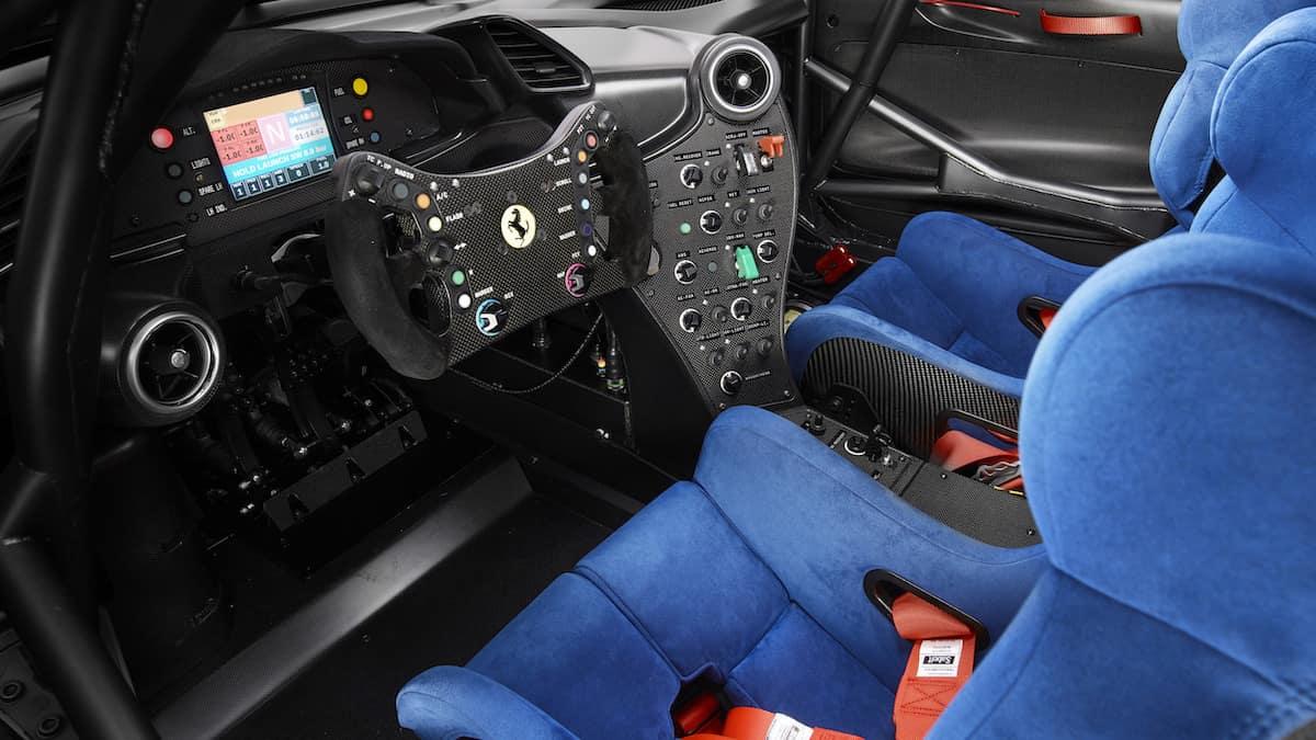 """Ferrari revela el impresionante One-off P80/C """"Sports Prototype"""""""